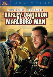 "Перевод Гоблина. ""Харли Дэвидсон и Ковбой Мальборо"""