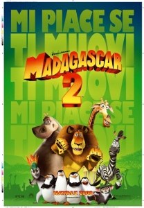 Мадагаскар 2: Побег в Африку (Побег с Мадагаскара) / Madagascar: Escape 2 Africa (2008)